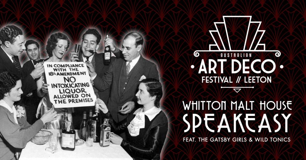 Whitton Speakeasy